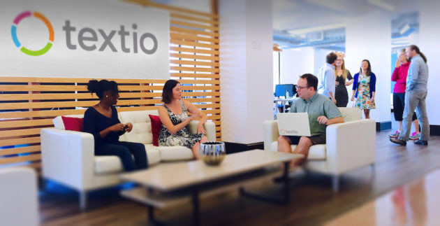 Textio's Seattle office. (Textio Photo)