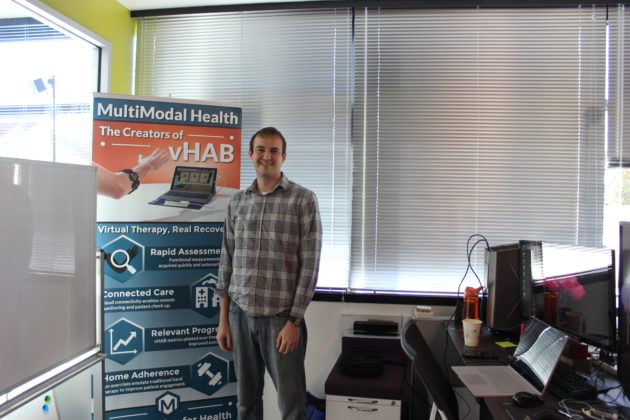 Tyler Libey, CTO of MultiModal Health.