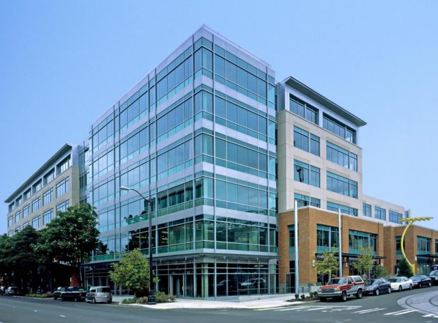 microsoft office building. Amazon Leased This Building In Seattle\u0027s South Lake Union Neighborhood, Currently Home To Microsoft And Group Health Cooperative. (Microsoft Photo) Office L