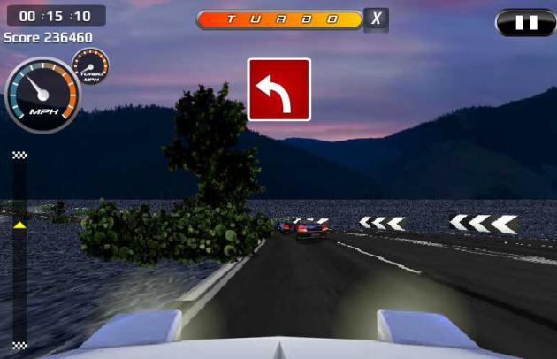 AI plays Dusk Drive