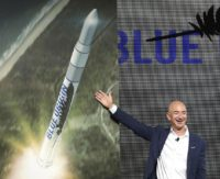 Jeff Bezos and New Glenn