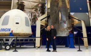 New Shepard photo op