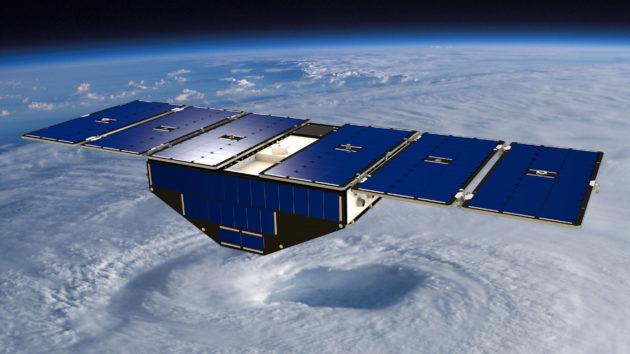 CYGNSS satellite