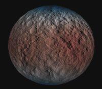 Hydrogen on Ceres