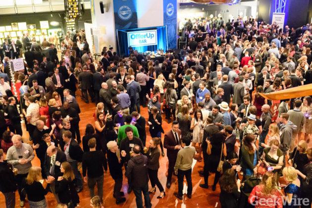 GeekWire Gala 2016