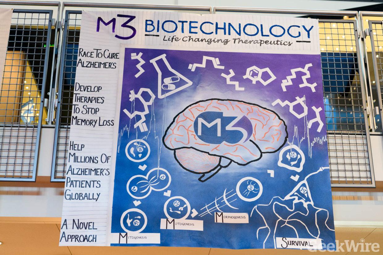 m3 biotechnology napkin