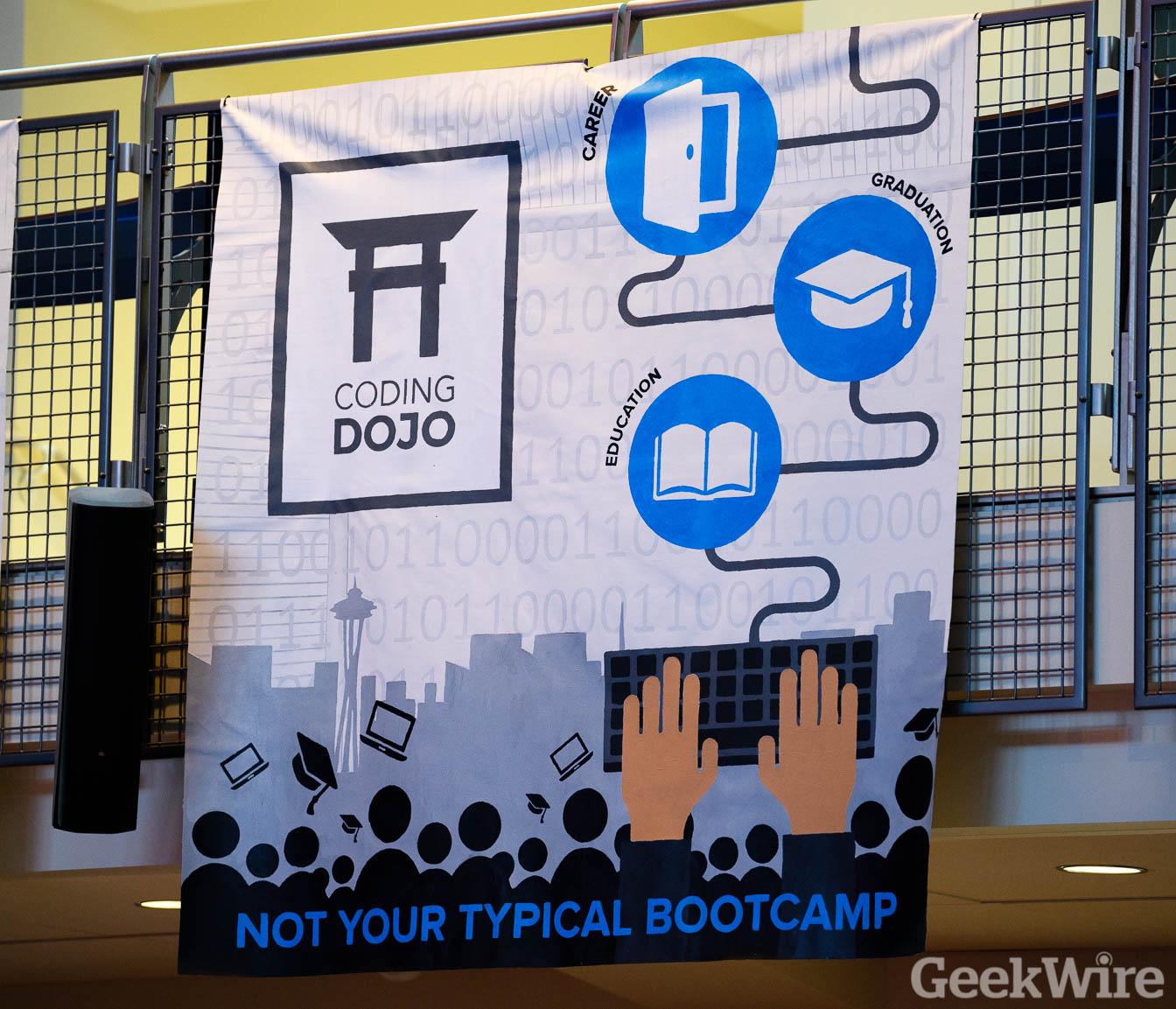 Developer bootcamp Coding Dojo cuts 10 jobs despite