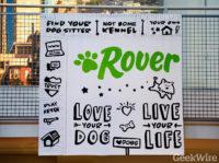 rover napkin