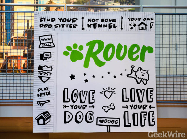 GeekWork Picks: Rover seeks engineers as its dog care platform continues to expand