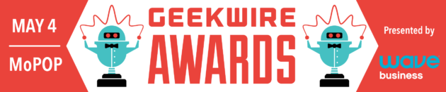 GeekWire Awards 2017, presented by Wave Business