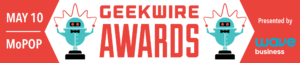 GeekWire Awards 2018