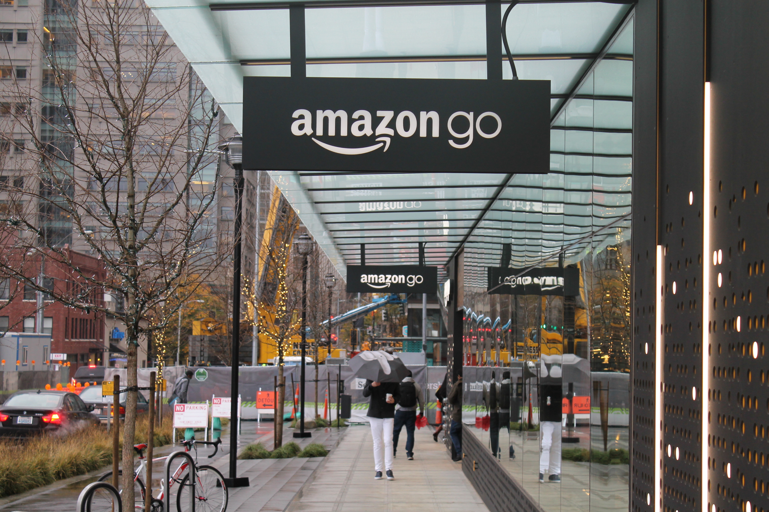 How Amazon Go Works The Technology Behind The Online