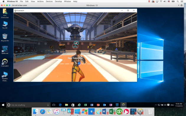 Review: Parallels Desktop 12 for Mac shows why a virtual
