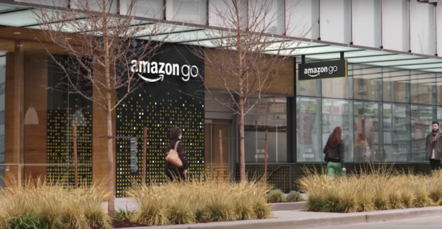 The new Amazon Go convenience store at Seventh Avenue and Blanchard Street will open in early 2017. (Amazon Photo Via YouTube)