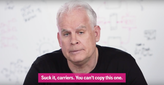 T-Mobile CTO Neville Ray. (T-Mobile Photo Via YouTube)