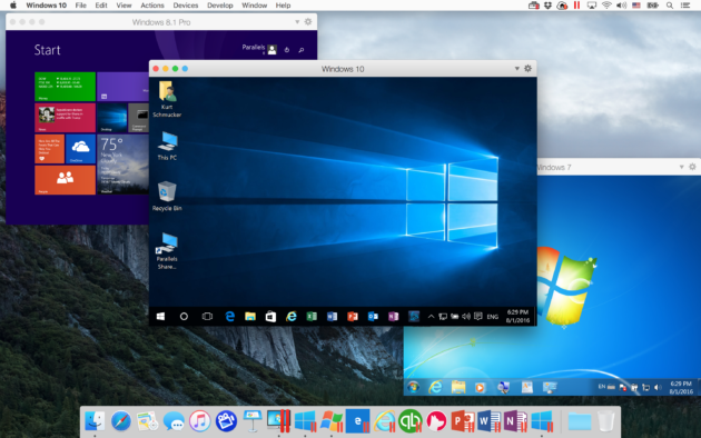 Review: Parallels Desktop 12 for Mac shows why a virtual machine