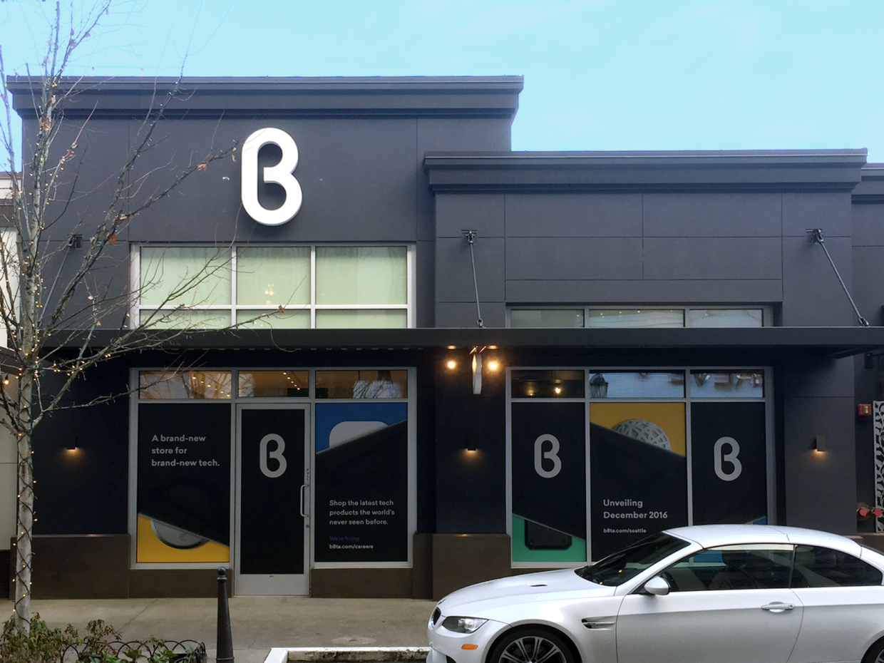 New B8ta Store In Seattle S University Village Gives