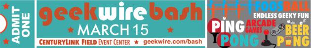 GeekWire Bash 2017