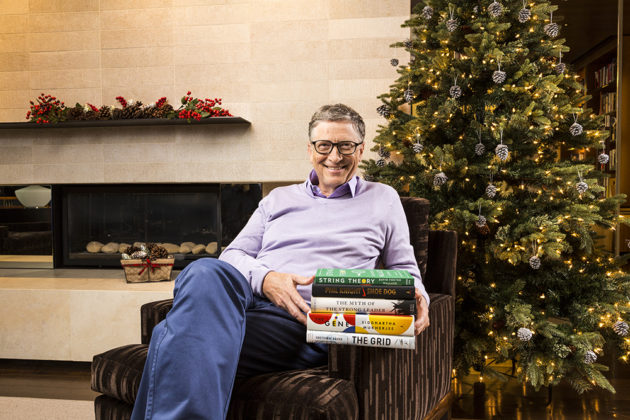 Bill Gates. (Gates Notes Photo)