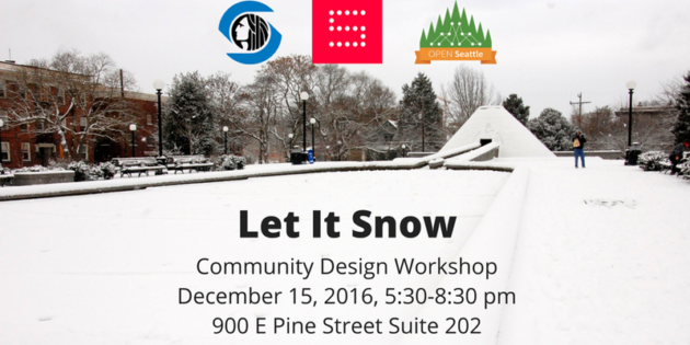 Let It Snow hackathon