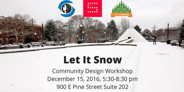 Let It Snow hackathon