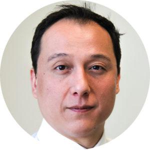 Nohla's interim CEO Michael Sistenich. (Nohla Therapeutics Photo)