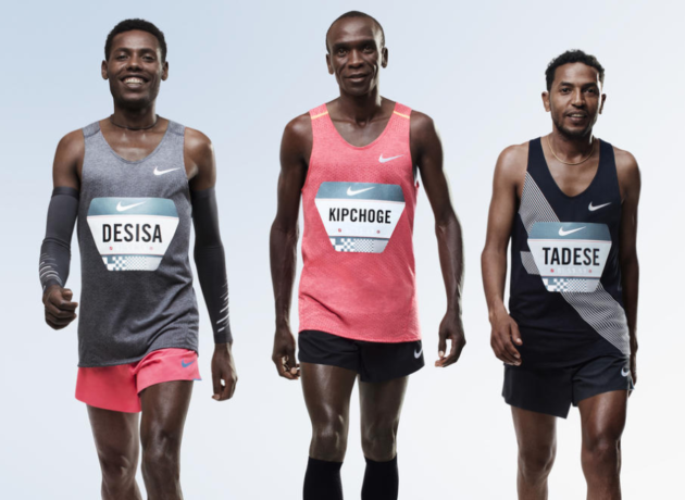 bc297296ab46e Nike creates team of experts to test limits of human potential and finally  break 2-hour marathon barrier