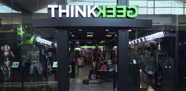 ThinkGeek store