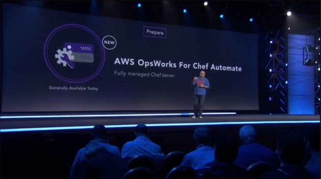 Wener Vogels AWS OpsWorks for Chef Automate