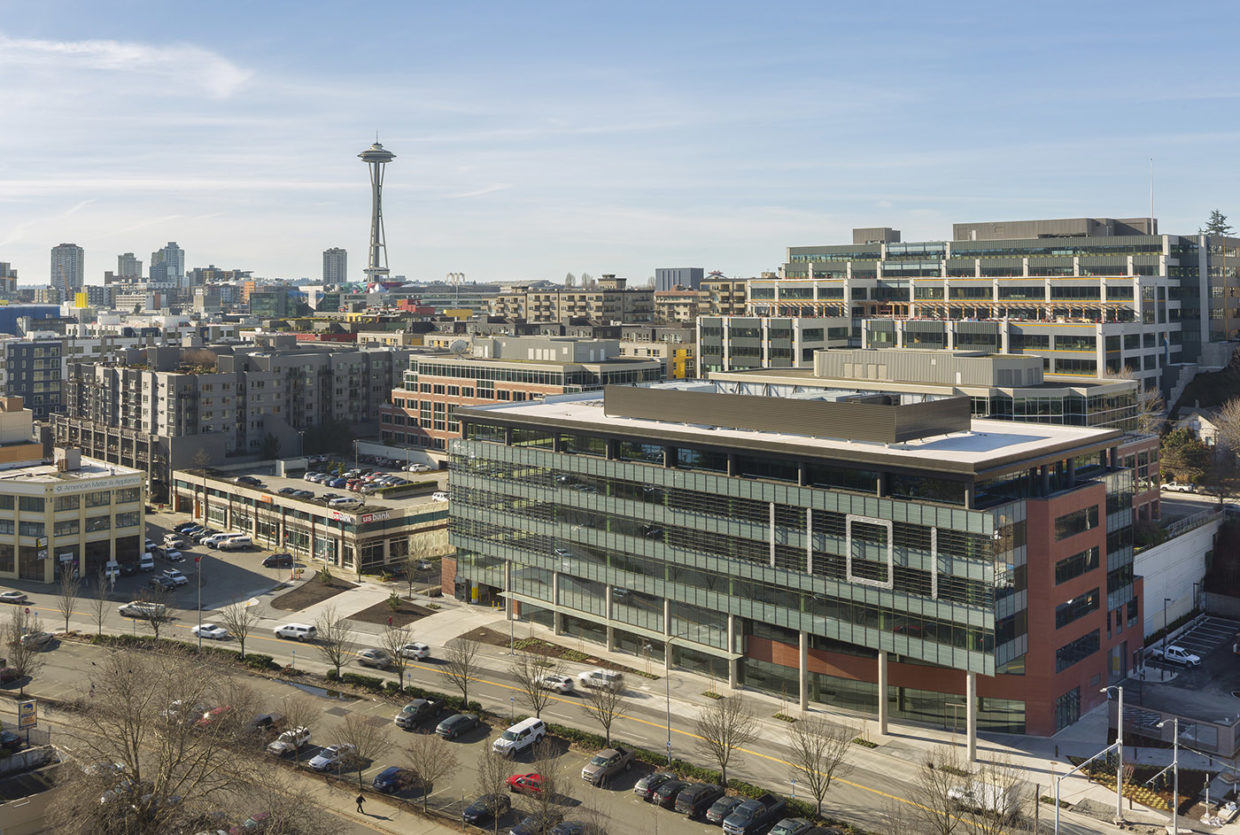Facebook Grabs Another Seattle Office Building Flexing