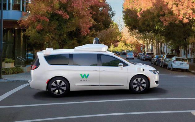 Autonomous minivan
