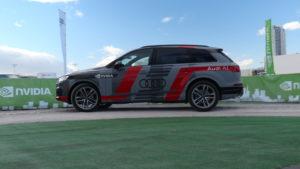 Audi-Nvidia concept car