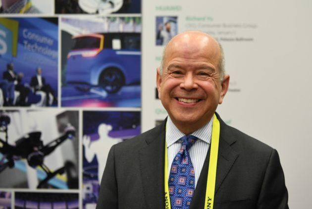 FAA chief Michael Huerta