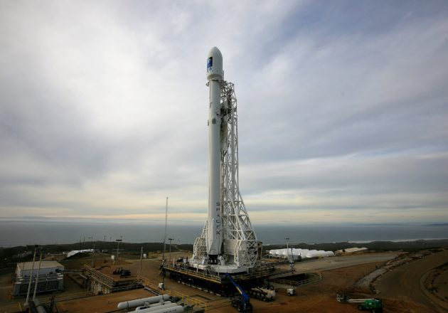 SpaceX launch from California delayed to January 14
