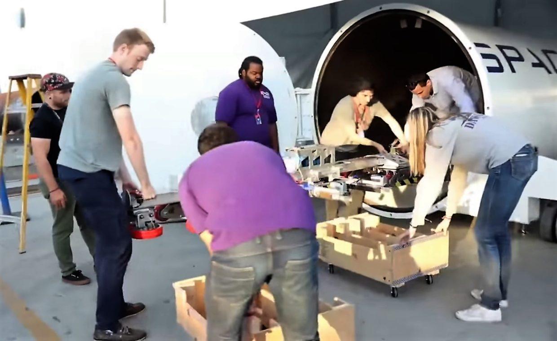 Hyperloop test