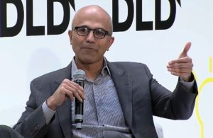 Nadella at DLD