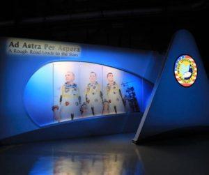 Apollo 1 display