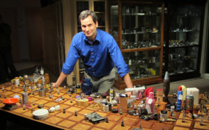"David Pogue on ""Hunting the Elements"""