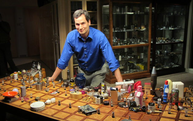 """David Pogue on """"Hunting the Elements"""""""