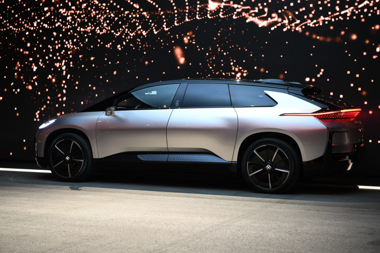 Faraday Future Ff 91 May Not Even Be A Car But Whatever