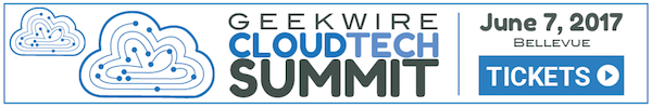 GeekWire Cloud Tech Summit 2017