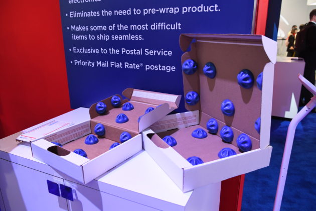 USPS at CES? Why the national mail carrier is at the world's biggest tech expo