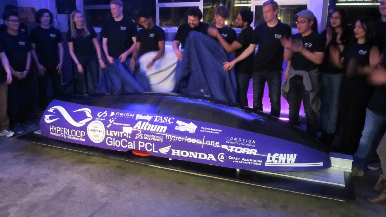 Racer revealed
