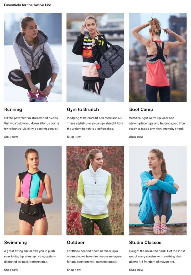 70dd04c31b175 Look out Nike and Lululemon: Amazon eyes push into 'active apparel ...
