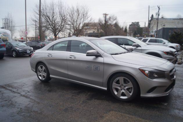 Mercedes Of Seattle >> Car2go Adds New 4 Door Mercedes Benz Models To Car Sharing