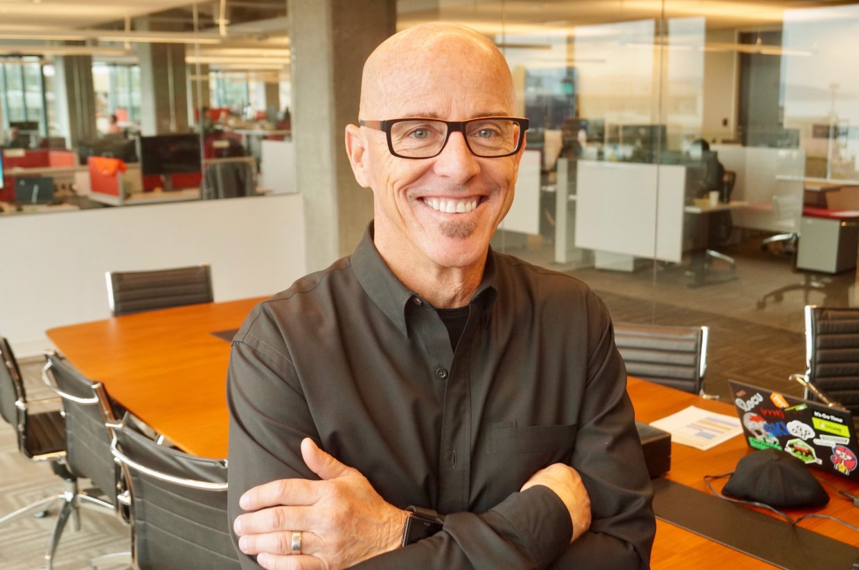 GoDaddy CEO Blake Irving to retire after five-year run at domain name giant