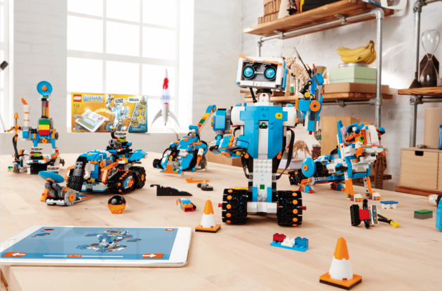 LEGO gives playtime a Boost with robotics kit that will let kids ...