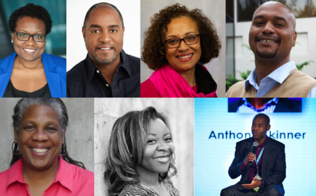 A Black Fathers Search For Diverse >> On Mlk Day Here S What 7 Black Tech Leaders Say About Diversity And