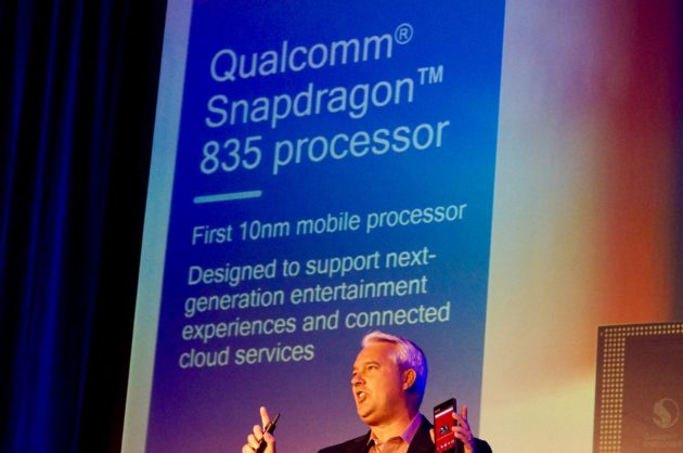 Qualcomm launches new Windows 10-friendly Snapdragon 835