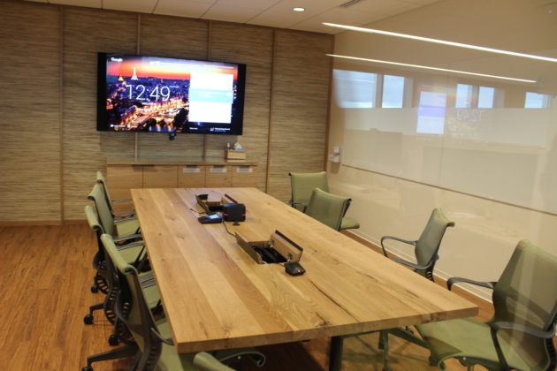 Inside Salesforce S New 70k Square Foot Bellevue Office